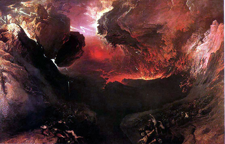 Image result for pics of God's wrath