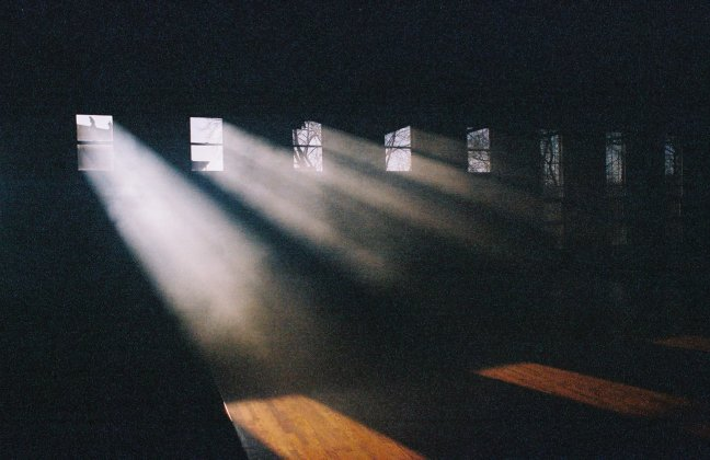 light_shining_through_windows